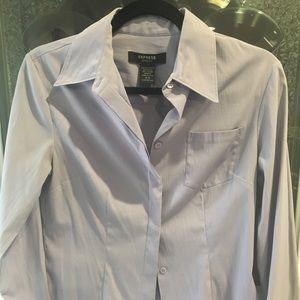 Express Button Up Dress Shirt